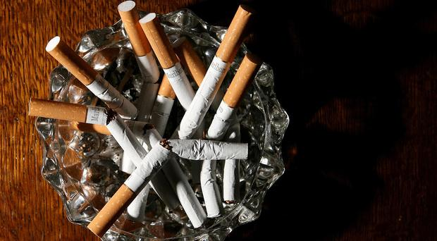 NIFRS are warning of the dangers of smoking in the home.
