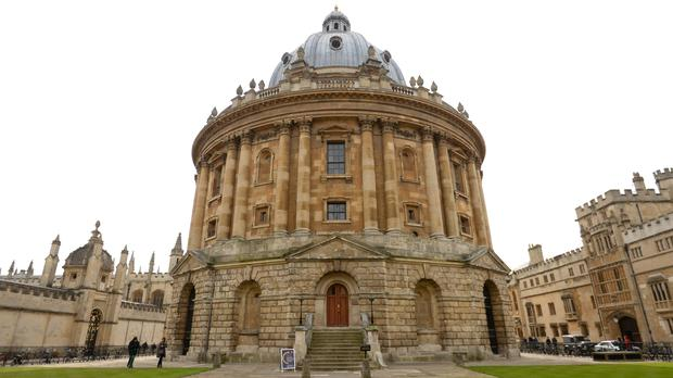 Oxford was top ranked European university this year