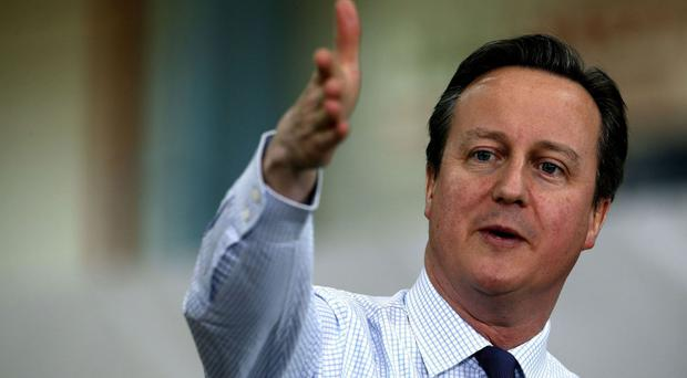 David Cameron plans to carry on as a backbench MP after he stands down as Prime Minister, he said