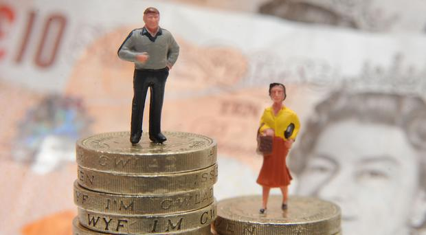 Larger firms were more likely to analyse the pay of men and women, a survey found