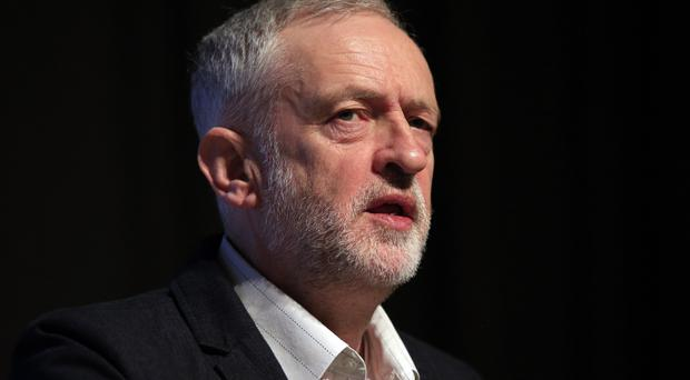 Jeremy Corbyn says Labour wants the UK to remain part of the European Union