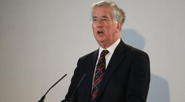 Defence Secretary Michael Fallon has offered to send 30 more troops