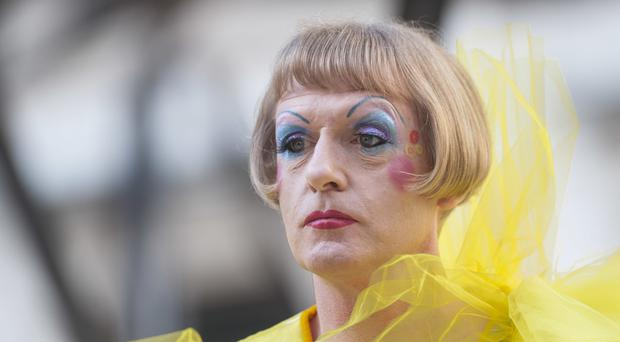 Grayson Perry is supporting the scheme