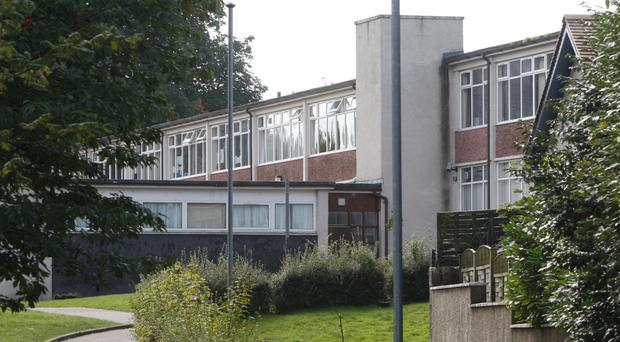 Dunblane Primary School, where the shootings happened in 1996