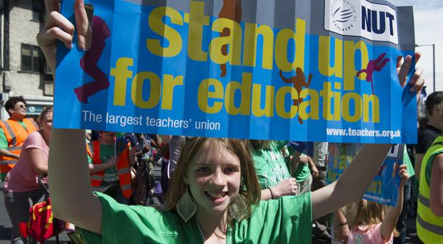 Nearly 1,700 NUT members voted for the strike