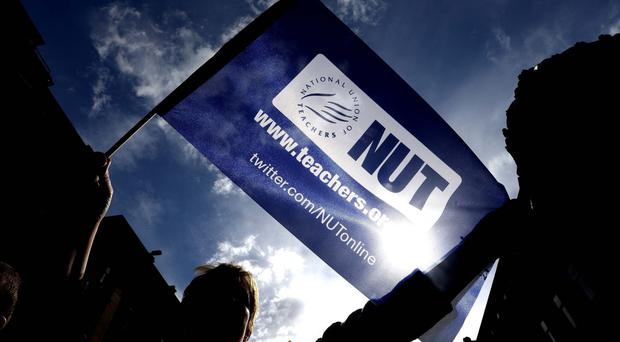 The NUT says that the Secretary of State has no standing to bring the application