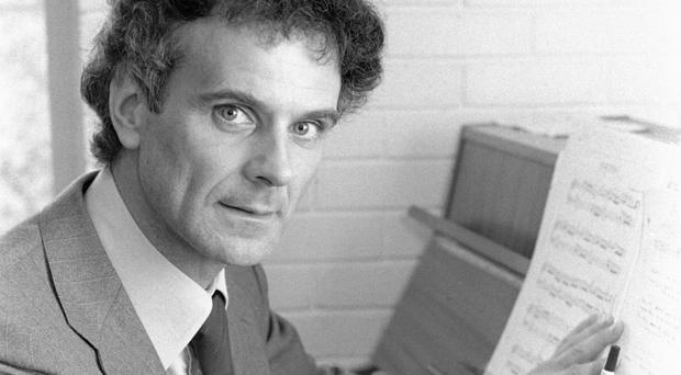 Sir Peter Maxwell Davies was the former Master of the Queen's Music