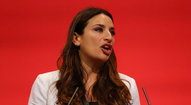 Jeremy Corbyn described the abuse received by Luciana Berger as 'vile'