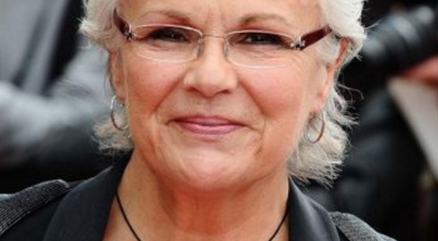 Julie Walters: fear of spiders