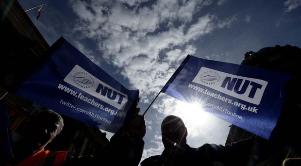 The National Union of Teachers is to stage a one day walkout