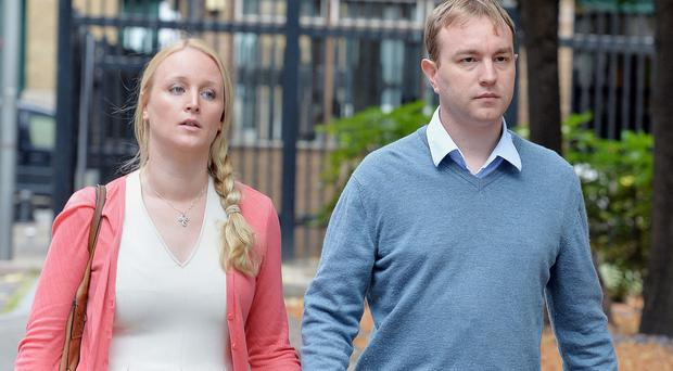 Ex-trader Tom Hayes and his wife Sarah could lose their house