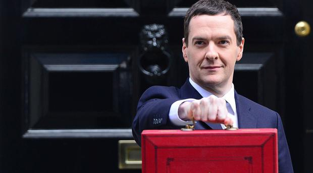 The Chancellor may resort to cutting public spending or increasing fuel duty in order to achieve his budget surplus of £10.1 billion by 2019/20, economists believe