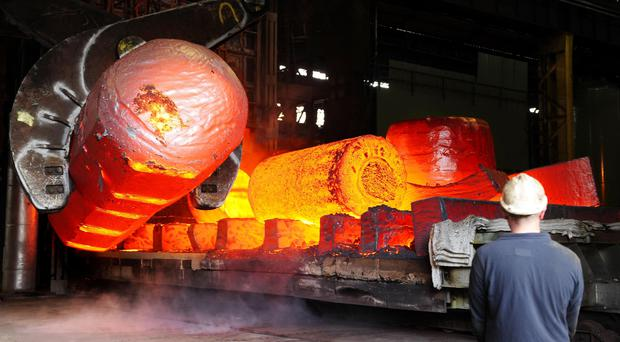 UK steel industry is threatened by cheaper imports