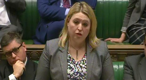 Minister Karen Bradley said the advice of the Advisory Council on the Misuse of Drugs had been noted