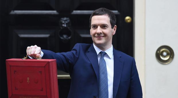 George Osborne was forced to admit that Government debt will rise as a proportion of GDP this year