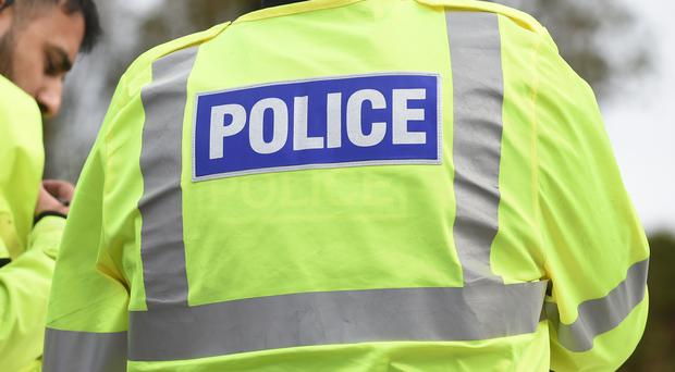 The officer was from the Met's Roads and Transport Policing Command