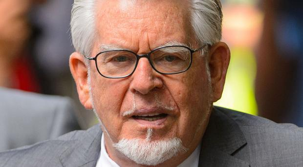 Rolf Harris is serving his sentence at Stafford Prison
