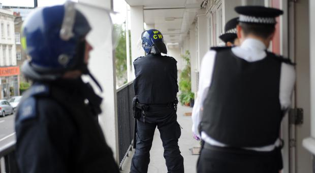 Home Office figures showed there were a total of 280 terrorism-related arrests in 2015