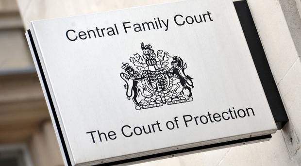 The ruling came after a hearing at the family court in London
