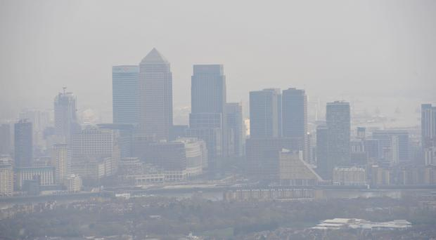 Campaigners are taking legal action over the Government's record on air pollution