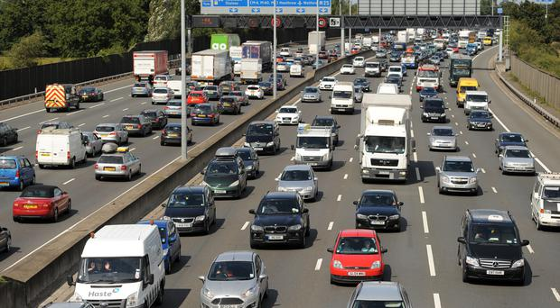 The roads will be busiest on Thursday when 55% of drivers intend to take their car out, according to an AA poll of more than 24,000 drivers