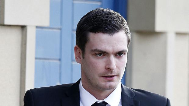Ex-Manchester City footballer Adam Johnson was told by a judge he faced a