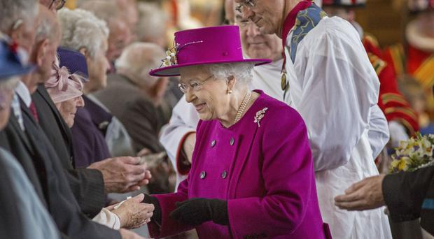 It has been custom for the Royal Family to take part in the Maundy service since the 13th century, the Royal Mint