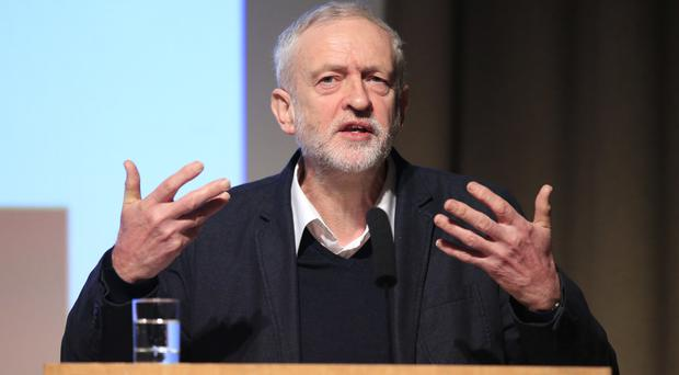 Labour leader Jeremy Corbyn is the guest speaker at the conference