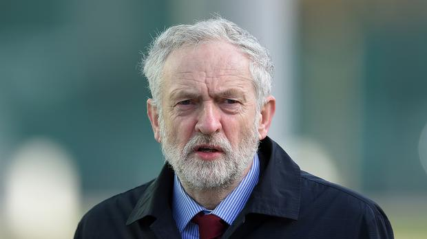 Jeremy Corbyn has been accused of failing to properly tackle David Cameron over the Budget