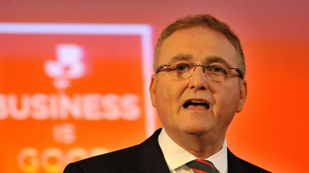 John Longworth has been appointed chairman of Vote Leave's business council