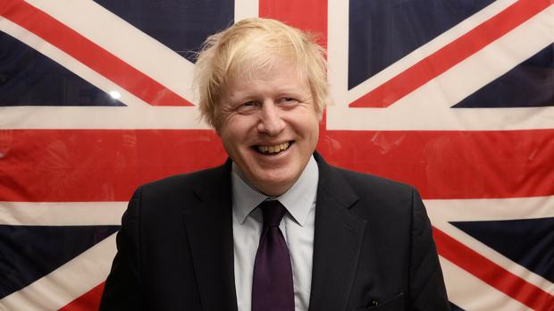 Boris Johnson has suggested sending in the archaeologists to help restore Palmyra