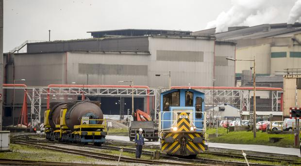 The Tata steel plant in Port Talbot bore the brunt of 1,000 job losses announced in January