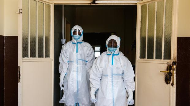 The risk of international spread of Ebola is now considered to be