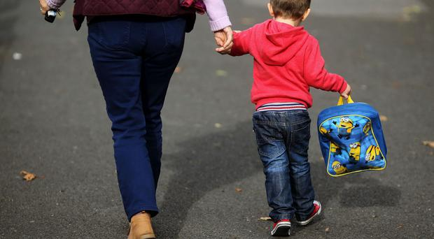 The costs of childcare were criticised in the report
