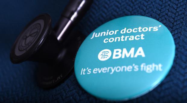 The BMA has launched a judicial review over the imposition of the junior doctors contracts