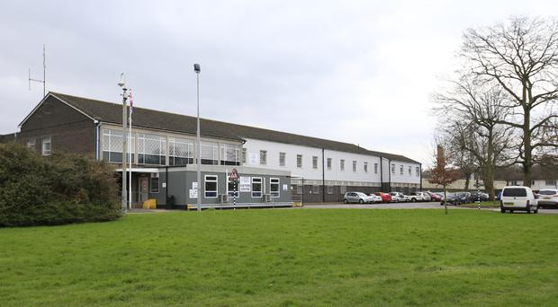HMP Coldingley is a Category C training prison