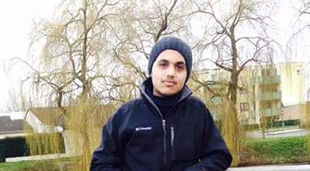 Mohammed Hussain who died when the lorry he was travelling aboard crashed and is believed to be the first refugee killed in Britain this year, according to campaigners.
