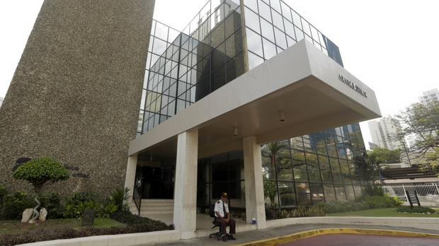 The Mossack Fonseca law firm in Panama City, which said to have had more than 11 million documents leaked on the financial dealings of the rich and famous (AP)