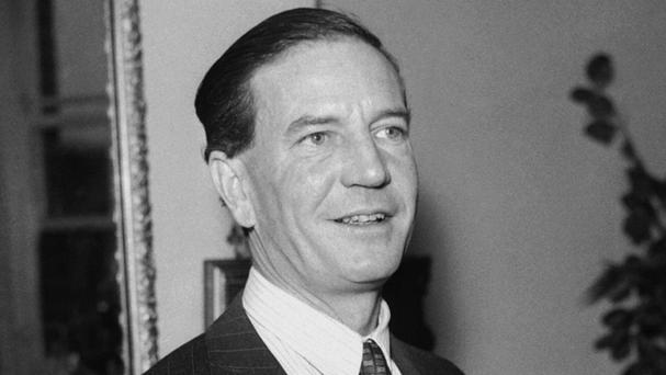 Kim Philby, the ex-MI6 officer, said he regularly passed on top secret information to his Soviet contacts, according to the video