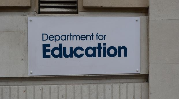 The Department for Education's reforms have been condemned by a moderate teaching union