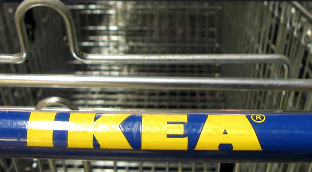 A children's costume has been withdrawn from Ikea stores