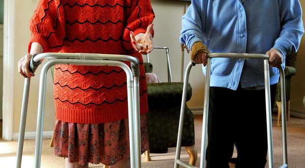 Life expectancy for men and women in England and Wales has dropped after the number of deaths last year hit a 12-year high