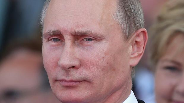 Vladimir Putin said allegations are part of a US-led disinformation campaign waged against Russia to weaken its government