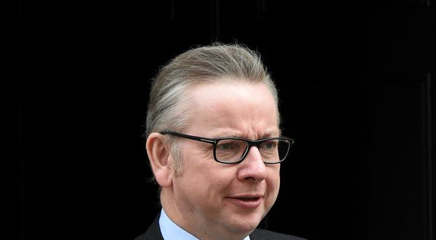 Justice Secretary Michael Gove attacked the idea of taxpayers funding