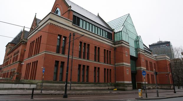 The defendants were sentenced at Manchester Minshull Street Crown Court