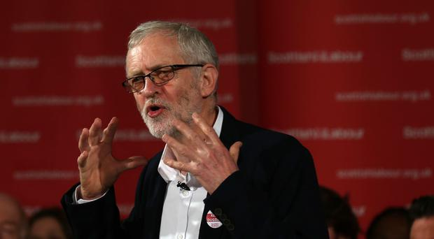 Jeremy Corbyn said there is 'no place' for racism in Labour