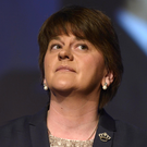 First Minister Arlene Foster said she would publish her 2014/15 tax return as soon as she received it from her accountant
