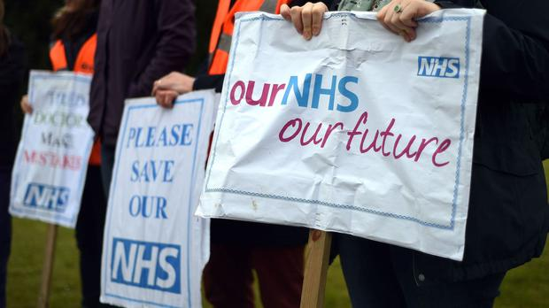 The first full walkout in the history of the NHS by junior doctors is planned for the end of the month