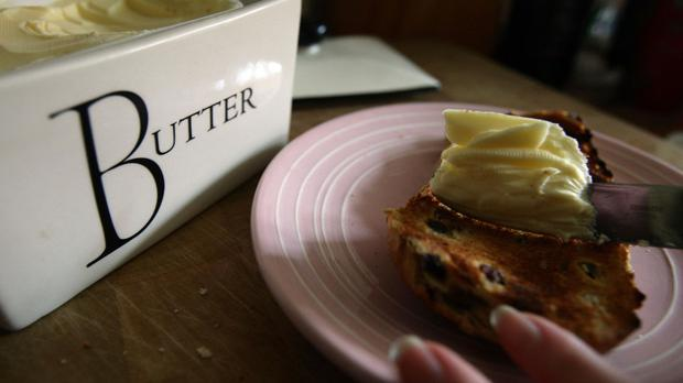 A study has found that cooking oils and spreads rich in a type of polyunsaturated fat do nothing to cut the risk of heart disease or death compared with eating butter