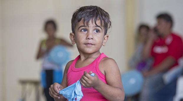 Taking in 3,000 unaccompanied children who face risk of exploitation is the